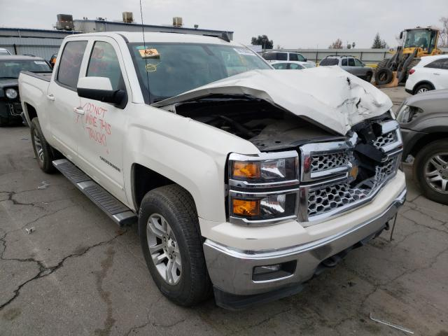 Salvage cars for sale from Copart Bakersfield, CA: 2015 Chevrolet Silverado