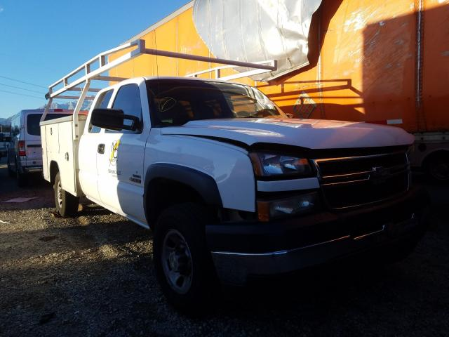 Salvage cars for sale from Copart Rancho Cucamonga, CA: 2006 Chevrolet Silverado