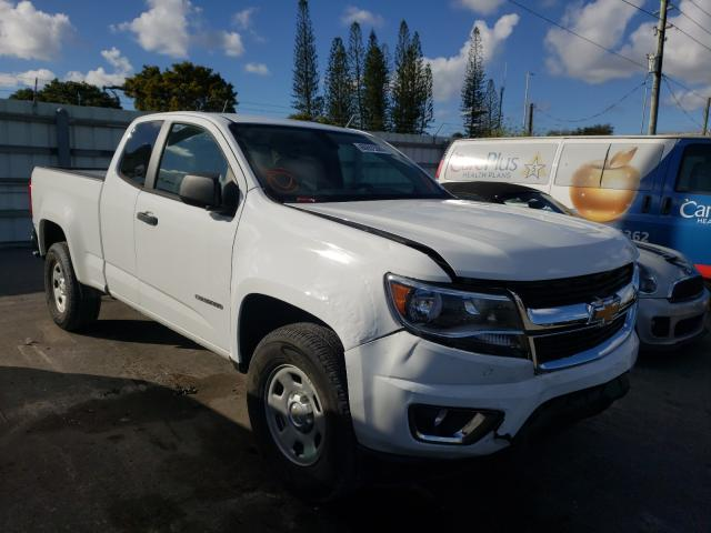 Salvage cars for sale from Copart Miami, FL: 2016 Chevrolet Colorado