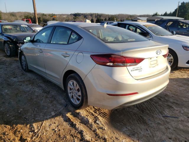 купить 2017 Hyundai Elantra Se 2.0L 5NPD74LF4HH083340