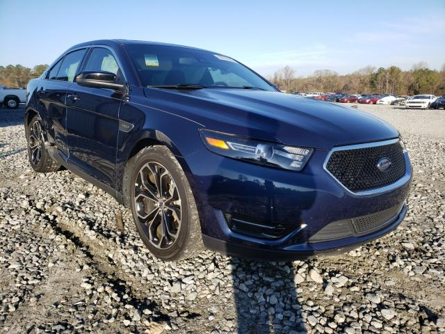 Ford Taurus SHO salvage cars for sale: 2017 Ford Taurus SHO