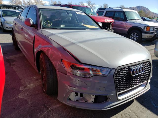 Salvage cars for sale from Copart Colton, CA: 2013 Audi A6 Prestige