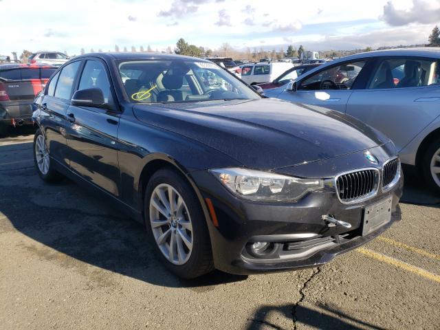 2016 BMW 320 I WBA8E1G55GNU10699