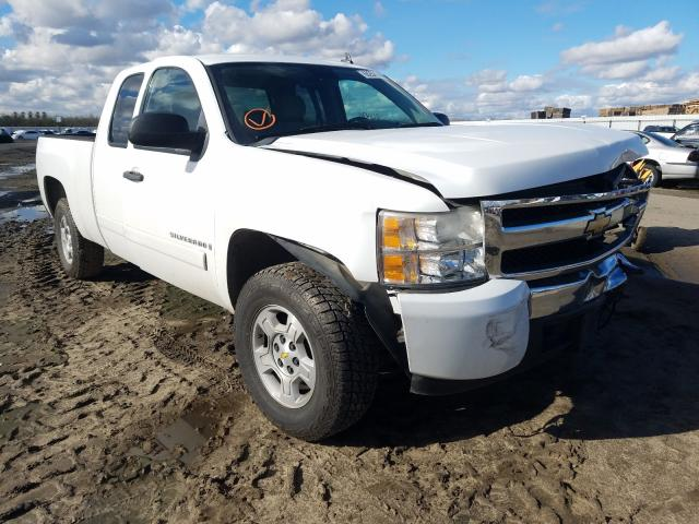 Salvage cars for sale from Copart Fresno, CA: 2008 Chevrolet Silverado