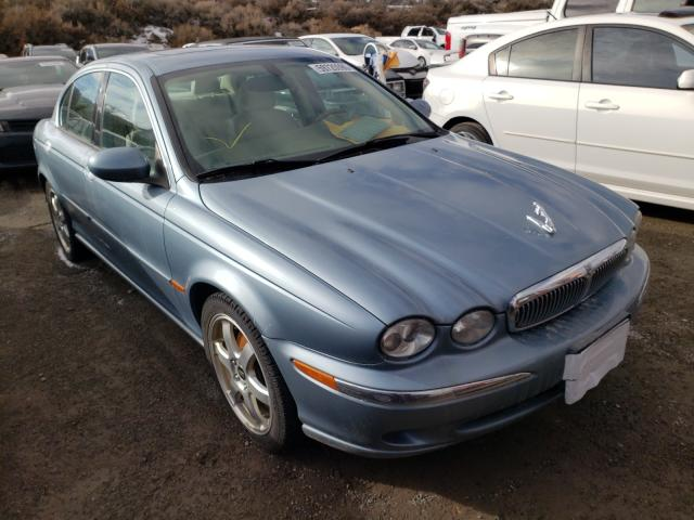 Salvage cars for sale from Copart Reno, NV: 2005 Jaguar X-Type