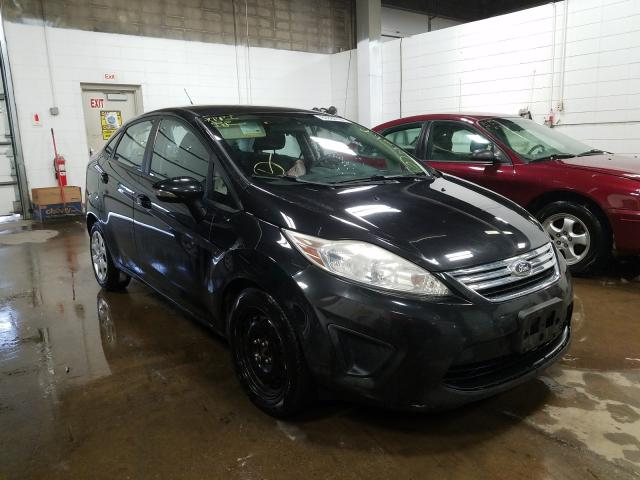 Ford Fiesta salvage cars for sale: 2013 Ford Fiesta