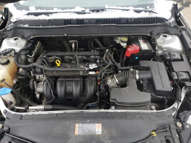 3FA6P0H74DR195264 2013 Ford Fusion Se 2.5L
