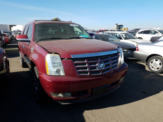 Salvage cars for sale from Copart Martinez, CA: 2007 Cadillac Escalade E