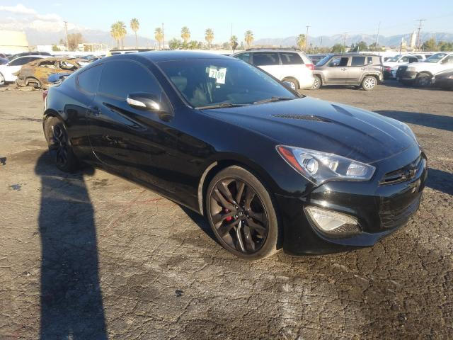Salvage cars for sale from Copart Colton, CA: 2013 Hyundai Genesis CO