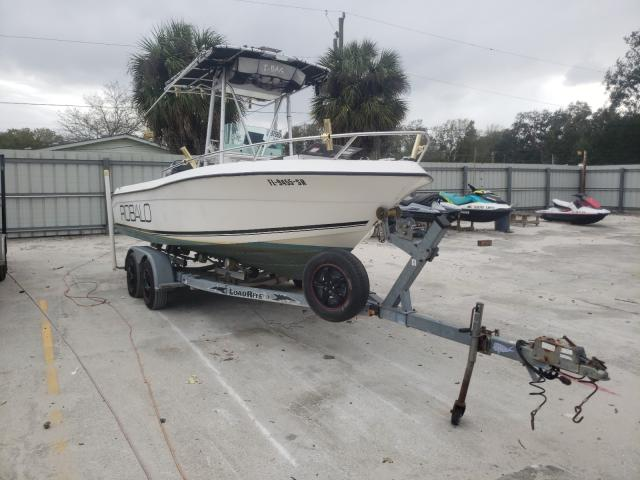 Salvage boats for sale at Punta Gorda, FL auction: 1999 WJO Boat
