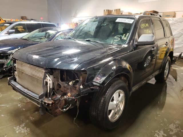 из сша 2010 Ford Escape Xlt 2.5L 1FMCU0D75AKB64452