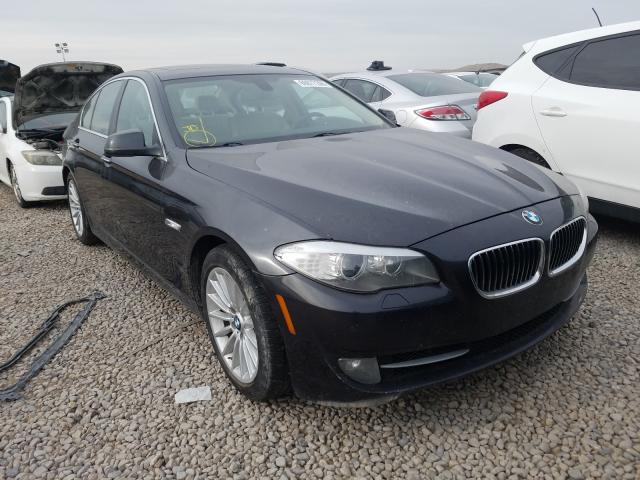 Salvage cars for sale from Copart Magna, UT: 2013 BMW 535 I