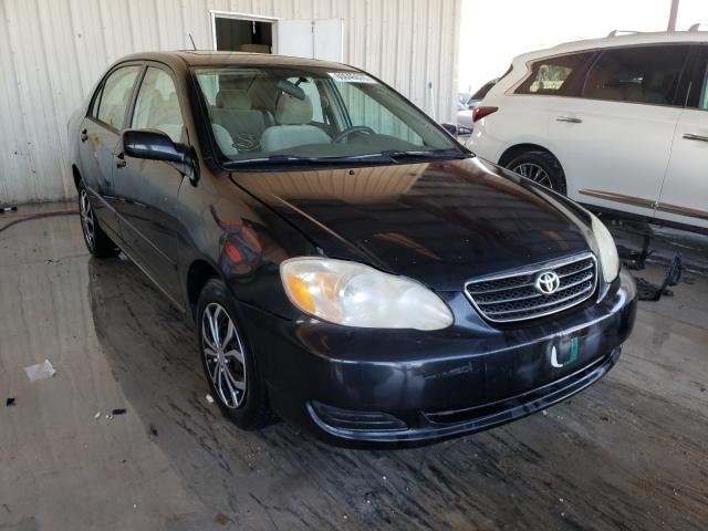 Salvage cars for sale from Copart Homestead, FL: 2005 Toyota Corolla CE