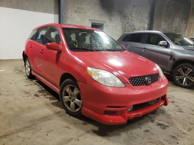 Salvage cars for sale from Copart Chalfont, PA: 2003 Toyota Corolla MA