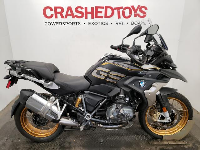 BMW R 1250 GS salvage cars for sale: 2020 BMW R 1250 GS