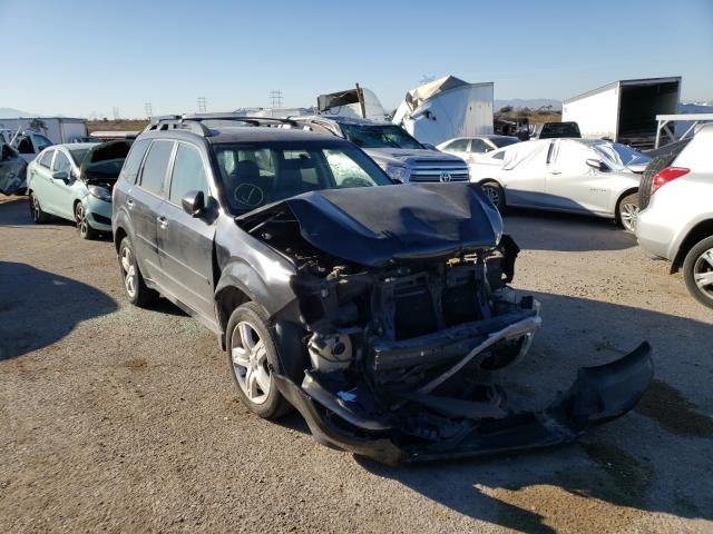 Salvage cars for sale from Copart Tucson, AZ: 2009 Subaru Forester 2