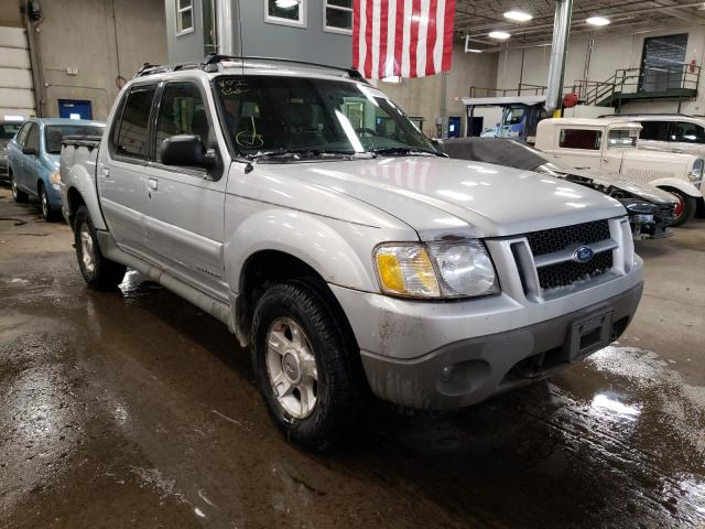 Ford Explorer salvage cars for sale: 2001 Ford Explorer