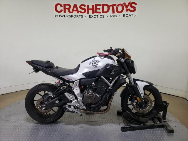 2015 Yamaha FZ07 for sale in Dallas, TX