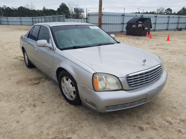 Salvage cars for sale from Copart Newton, AL: 2005 Cadillac Deville