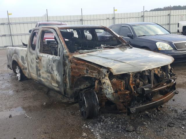 Salvage cars for sale from Copart Harleyville, SC: 2007 Nissan Frontier K