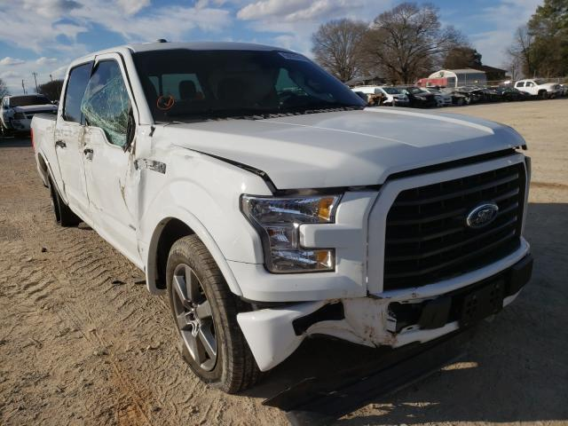 2017 FORD F150 SUPER 1FTEW1CPXHKE04507