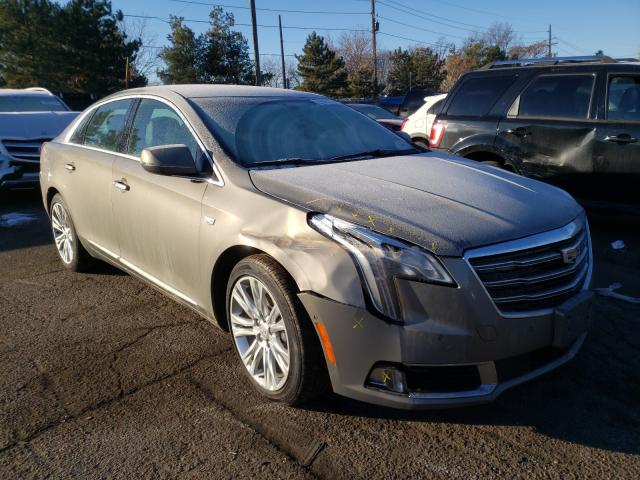 Salvage cars for sale from Copart Denver, CO: 2019 Cadillac XTS Luxury