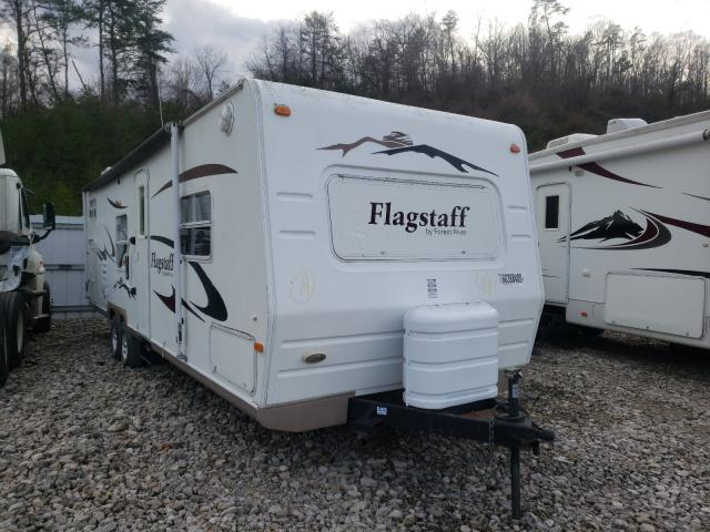 Wildwood salvage cars for sale: 2006 Wildwood Camper
