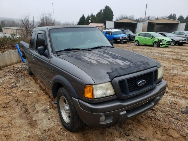 Salvage cars for sale from Copart China Grove, NC: 2004 Ford Ranger SUP