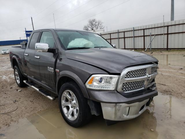 Salvage cars for sale from Copart Temple, TX: 2017 Dodge 1500 Laram