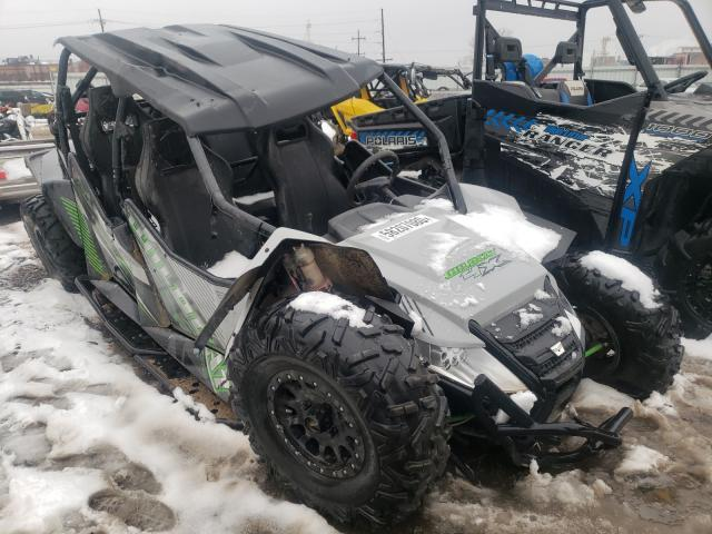 Arctic Cat salvage cars for sale: 2018 Arctic Cat Wildcat