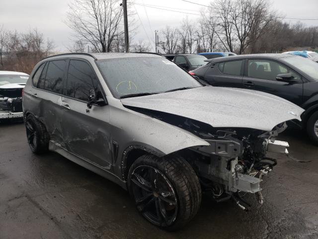 BMW salvage cars for sale: 2018 BMW X5 M