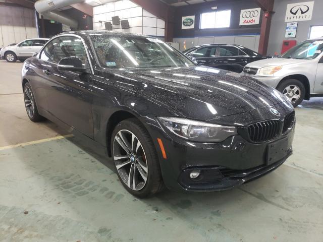 BMW Vehiculos salvage en venta: 2020 BMW 430XI