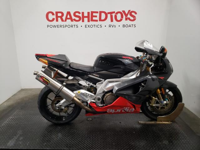 Aprilia RSV 1000 R salvage cars for sale: 2009 Aprilia RSV 1000 R
