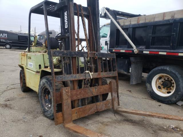 1974 Clark Forklift for sale in Woodhaven, MI