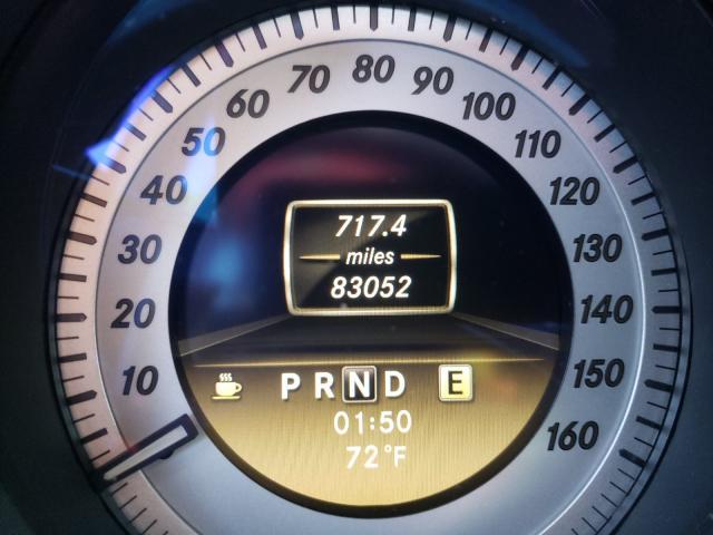 2012 MERCEDES-BENZ C 250 WDDGF4HB1CR206279