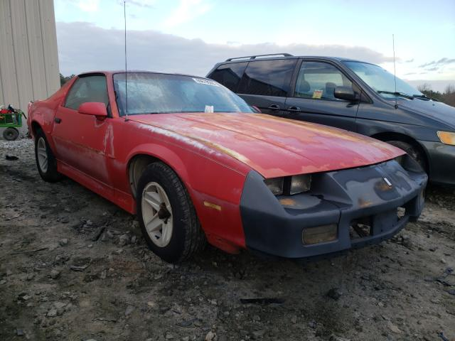 Chevrolet Camaro salvage cars for sale: 1989 Chevrolet Camaro