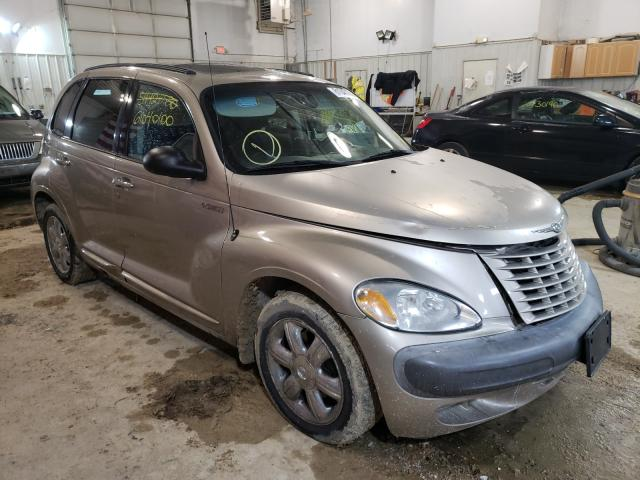 Salvage cars for sale from Copart Columbia, MO: 2002 Chrysler PT Cruiser