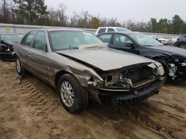 Salvage cars for sale from Copart Gaston, SC: 2004 Ford Crown Victoria