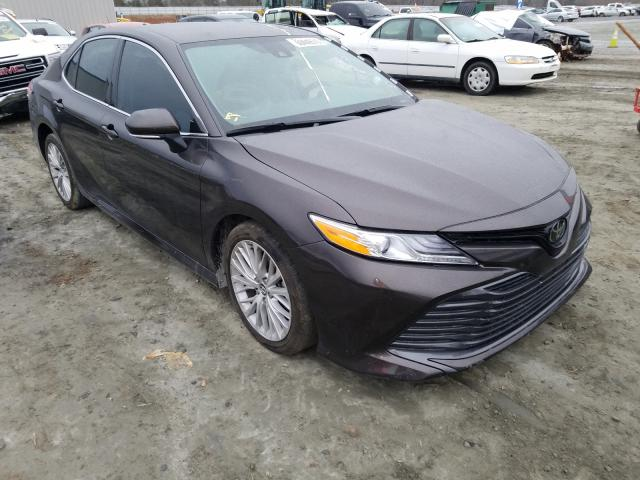 Salvage cars for sale from Copart Spartanburg, SC: 2019 Toyota Camry L