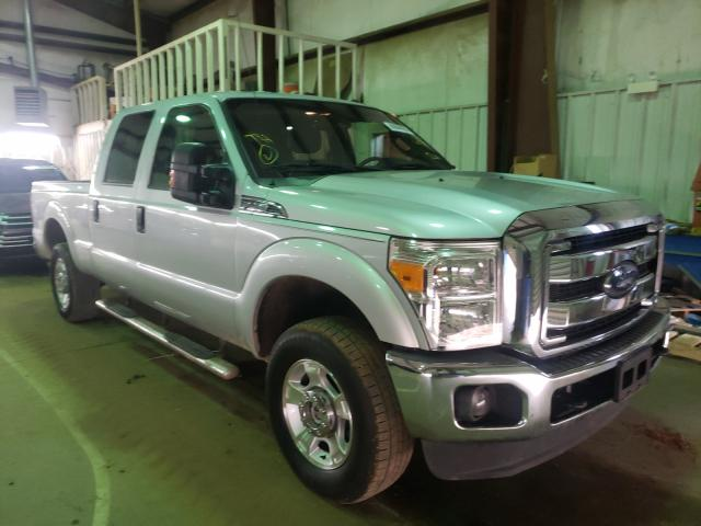 Vehiculos salvage en venta de Copart Longview, TX: 2015 Ford F250 Super