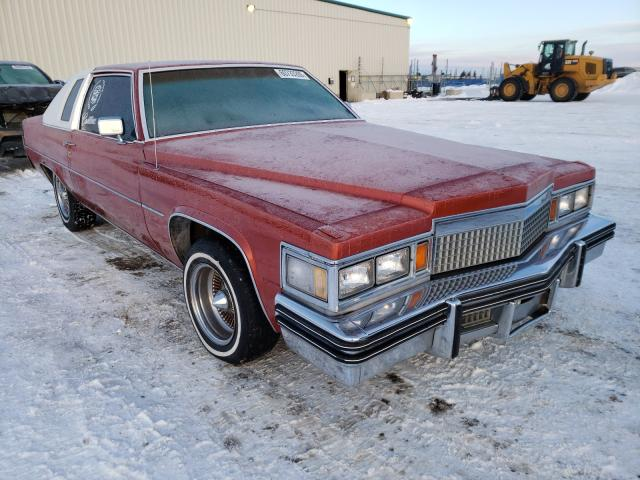 1979 Cadillac Deville for sale in Rocky View County, AB