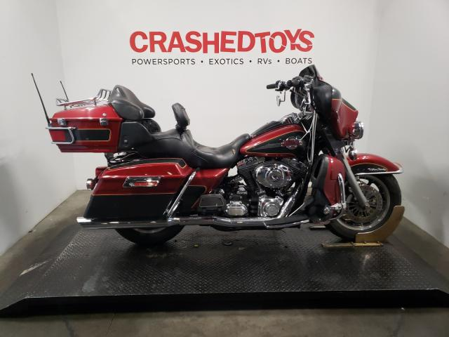 Harley-Davidson Flhtcui salvage cars for sale: 2007 Harley-Davidson Flhtcui