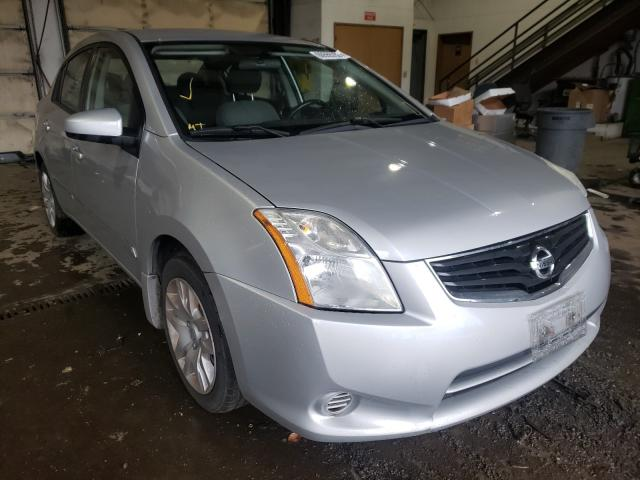 Salvage cars for sale from Copart Graham, WA: 2011 Nissan Sentra 2.0