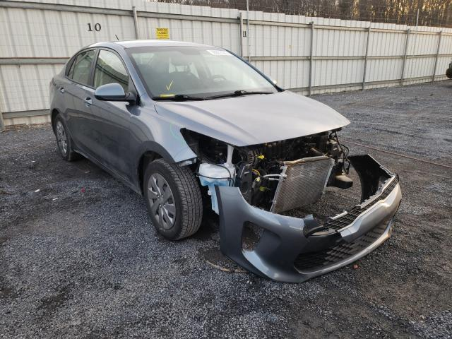 Vehiculos salvage en venta de Copart York Haven, PA: 2019 KIA Rio S