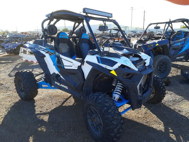 Salvage cars for sale from Copart Phoenix, AZ: 2020 Polaris RZR XP Turbo