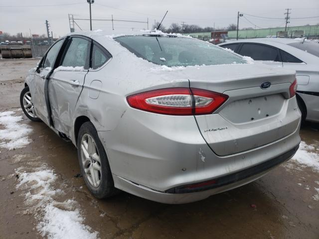 купить 2013 Ford Fusion Se 2.5L 3FA6P0H74DR195264