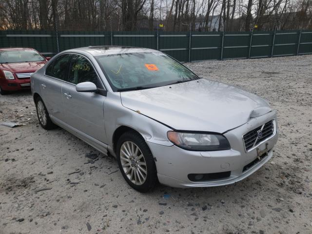Volvo salvage cars for sale: 2007 Volvo S80 3.2