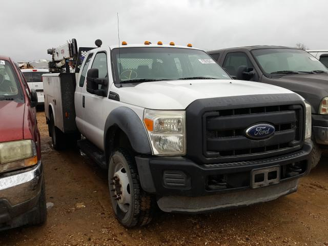 Salvage cars for sale from Copart San Antonio, TX: 2014 Ford F450 Super