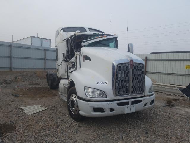 Kenworth salvage cars for sale: 2012 Kenworth Construction
