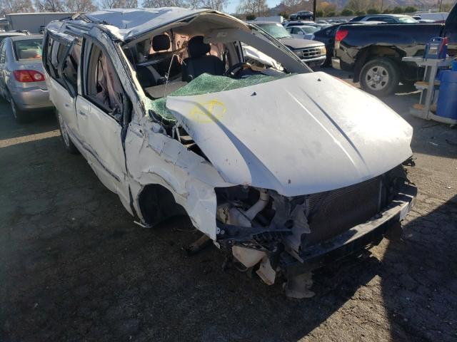 Salvage cars for sale from Copart Colton, CA: 2016 Chrysler Town & Country